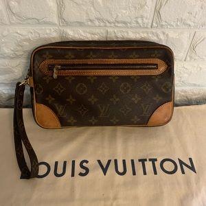 Louis Vuitton Marley Dragonne Wristlet